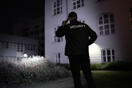Hire Security Guards and Security Officers Otley