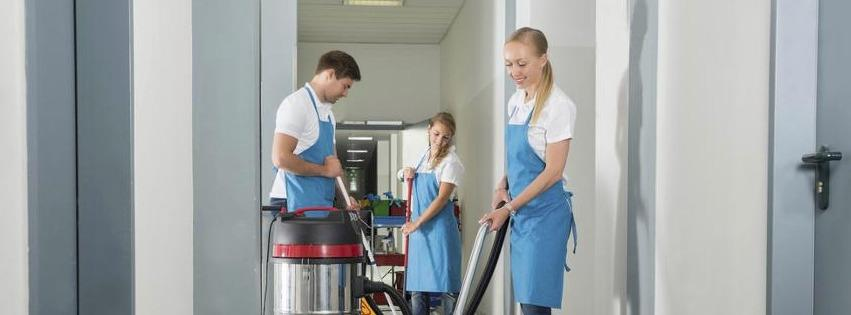 Securco Page: Commercial Cleaning